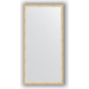 цена на Зеркало в багетной раме поворотное Evoform Definite 50x100 см, состаренное серебро 37 мм (BY 0696)