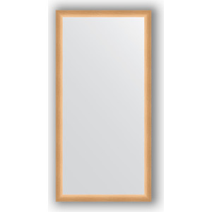 Зеркало в багетной раме поворотное Evoform Definite 50x100 см, бук 37 мм (BY 0697)