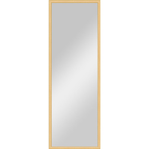Зеркало в багетной раме поворотное Evoform Definite 48x138 см, сосна 22 мм (BY 0704) зеркало в багетной раме поворотное evoform definite 48x138 см махагон 22 мм by 0707
