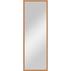 Зеркало в багетной раме поворотное Evoform Definite 48x138 см, вишня 22 мм (BY 0705) зеркало в багетной раме поворотное evoform definite 48x138 см махагон 22 мм by 0707