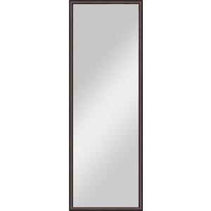 купить Зеркало в багетной раме поворотное Evoform Definite 48x138 см, махагон 22 мм (BY 0707) онлайн