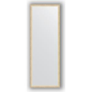 Зеркало в багетной раме поворотное Evoform Definite 50x140 см, состаренное серебро 37 мм (BY 0713)