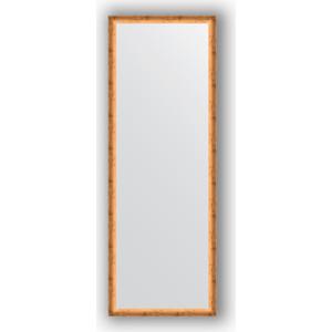 цены Зеркало в багетной раме поворотное Evoform Definite 50x140 см, красная бронза 37 мм (BY 0716)
