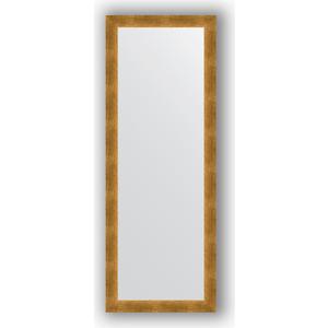 Зеркало в багетной раме поворотное Evoform Definite 54x144 см, травленое золото 59 мм (BY 0719)