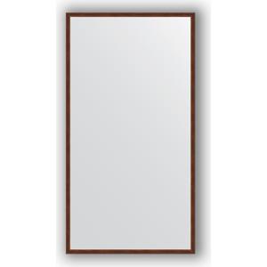 Фото - Зеркало в багетной раме поворотное Evoform Definite 58x108 см, орех 22 мм (BY 0723) зеркало в багетной раме поворотное evoform definite 68x88 см орех 22 мм by 0672