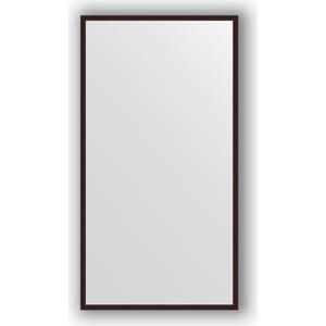 Зеркало в багетной раме поворотное Evoform Definite 58x108 см, махагон 22 мм (BY 0724) зеркало в багетной раме поворотное evoform definite 48x138 см махагон 22 мм by 0707