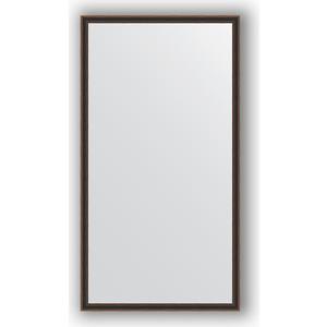 купить Зеркало в багетной раме поворотное Evoform Definite 58x108 см, витой махагон 28 мм (BY 0727) онлайн