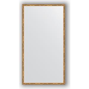 Зеркало в багетной раме поворотное Evoform Definite 57x107 см, золотой бамбук 24 мм (BY 0729) зеркало в багетной раме evoform definite 67x67 см серебряный бамбук 24 мм by 0659