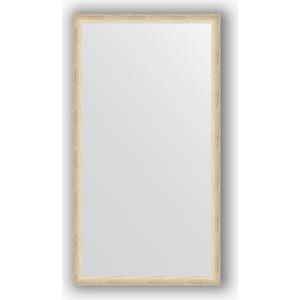 Зеркало в багетной раме поворотное Evoform Definite 60x110 см, состаренное серебро 37 мм (BY 0730) зеркало в багетной раме поворотное evoform definite 60x110 см черный дуб 37 мм by 0734