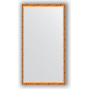 Зеркало в багетной раме поворотное Evoform Definite 60x110 см, красная бронза 37 мм (BY 0733) зеркало в багетной раме поворотное evoform definite 60x110 см черный дуб 37 мм by 0734