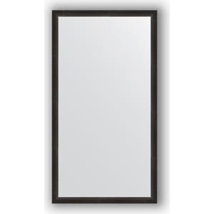 цена Зеркало в багетной раме поворотное Evoform Definite 60x110 см, черный дуб 37 мм (BY 0734) онлайн в 2017 году