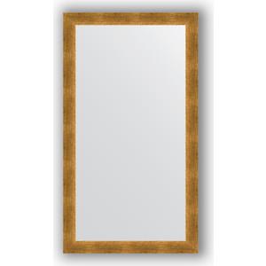 Зеркало в багетной раме поворотное Evoform Definite 64x114 см, травленое золото 59 мм (BY 0736) evoform by 0641