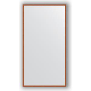 Зеркало в багетной раме поворотное Evoform Definite 68x128 см, вишня 22 мм (BY 0739) зеркало в багетной раме поворотное evoform definite 48x98 см вишня 22 мм by 0688