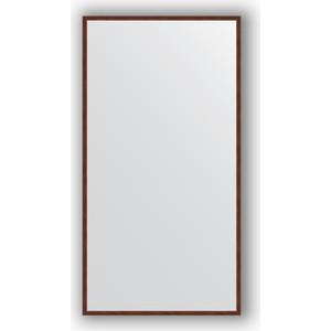 Фото - Зеркало в багетной раме поворотное Evoform Definite 68x128 см, орех 22 мм (BY 0740) зеркало в багетной раме поворотное evoform definite 68x88 см орех 22 мм by 0672
