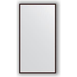 Зеркало в багетной раме поворотное Evoform Definite 68x128 см, махагон 22 мм (BY 0741) зеркало в багетной раме поворотное evoform definite 48x138 см махагон 22 мм by 0707