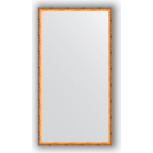 Зеркало в багетной раме поворотное Evoform Definite 70x130 см, красная бронза 37 мм (BY 0750)