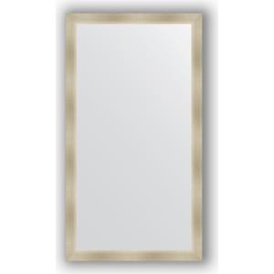 Зеркало в багетной раме поворотное Evoform Definite 74x134 см, травленое серебро 59 мм (BY 0752) зеркало в багетной раме поворотное evoform definite 54x74 см травленое серебро 59 мм by 0632