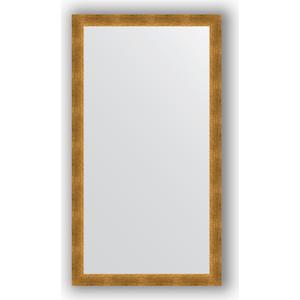 Зеркало в багетной раме поворотное Evoform Definite 74x134 см, травленое золото 59 мм (BY 0753)
