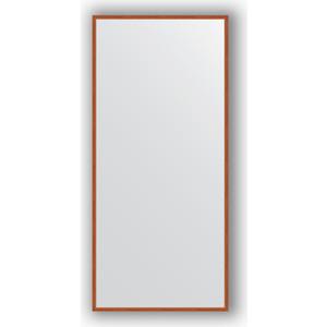 Зеркало в багетной раме поворотное Evoform Definite 68x148 см, вишня 22 мм (BY 0756) зеркало в багетной раме поворотное evoform definite 48x98 см вишня 22 мм by 0688