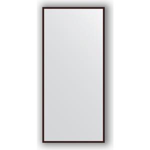 Зеркало в багетной раме поворотное Evoform Definite 68x148 см, махагон 22 мм (BY 0758)