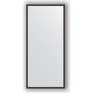 купить Зеркало в багетной раме поворотное Evoform Definite 68x148 см, витой махагон 28 мм (BY 0761) онлайн