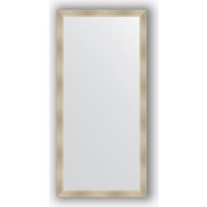 Зеркало в багетной раме поворотное Evoform Definite 74x154 см, травленое серебро 59 мм (BY 0769) зеркало в багетной раме поворотное evoform definite 54x74 см травленое серебро 59 мм by 0632