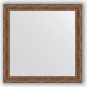 Зеркало в багетной раме Evoform Definite 63x63 см, сухой тростник 51 мм (BY 0779) зеркало в багетной раме поворотное evoform definite 63x113 см сухой тростник 51 мм by 1084