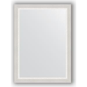 Зеркало в багетной раме поворотное Evoform Definite 52x72 см, алебастр 48 мм (BY 0791) фото