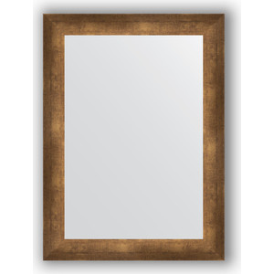 Зеркало в багетной раме поворотное Evoform Definite 56x76 см, состаренная бронза 66 мм (BY 1000)