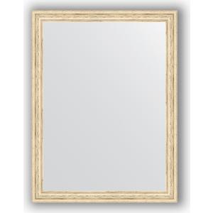 Зеркало в багетной раме поворотное Evoform Definite 63x83 см, слоновая кость 51 мм (BY 1010) зеркало в багетной раме поворотное evoform definite 73x133 см слоновая кость 51 мм by 1100
