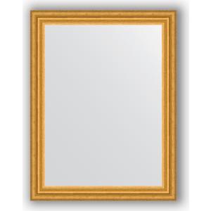 Зеркало в багетной раме поворотное Evoform Definite 66x86 см, состаренное золото 67 мм (BY 1016) цены