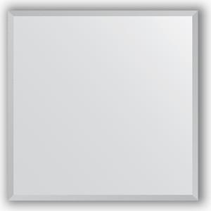 Зеркало в багетной раме Evoform Definite 66x66 см, сталь 20 мм (BY 1019) фото
