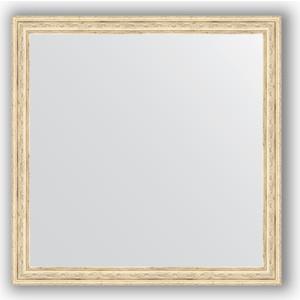 Зеркало в багетной раме Evoform Definite 73x73 см, слоновая кость 51 мм (BY 1025) зеркало в багетной раме поворотное evoform definite 73x133 см слоновая кость 51 мм by 1100