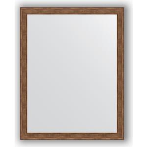 Зеркало в багетной раме поворотное Evoform Definite 73x93 см, сухой тростник 51 мм (BY 1039) зеркало в багетной раме поворотное evoform definite 63x113 см сухой тростник 51 мм by 1084