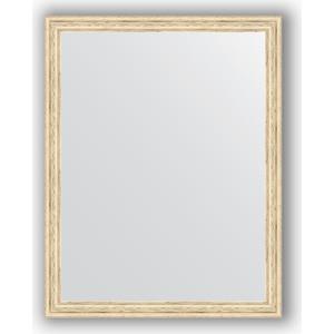 Зеркало в багетной раме поворотное Evoform Definite 73x93 см, слоновая кость 51 мм (BY 1040) зеркало в багетной раме поворотное evoform definite 73x133 см слоновая кость 51 мм by 1100