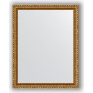 Зеркало в багетной раме поворотное Evoform Definite 74x94 см, золотой акведук 61 мм (BY 1043)