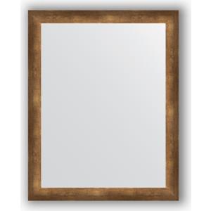 Зеркало в багетной раме поворотное Evoform Definite 76x96 см, состаренная бронза 66 мм (BY 1045)