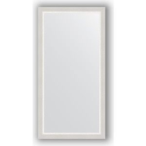 Зеркало в багетной раме поворотное Evoform Definite 52x102 см, алебастр 48 мм (BY 1051)