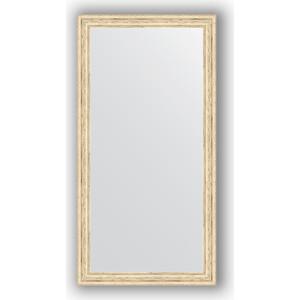 Зеркало в багетной раме поворотное Evoform Definite 53x103 см, слоновая кость 51 мм (BY 1055) зеркало в багетной раме поворотное evoform definite 73x133 см слоновая кость 51 мм by 1100