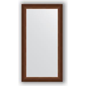 Зеркало в багетной раме поворотное Evoform Definite 56x106 см, орех 65 мм (BY 1059) цены