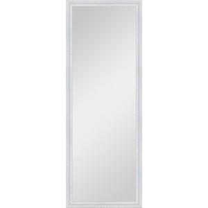 Зеркало в багетной раме поворотное Evoform Definite 52x142 см, алебастр 48 мм (BY 1066) стул барный sheffilton sht s66 500х530х1160мм бежевый черный