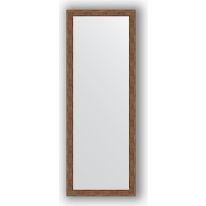 Зеркало в багетной раме поворотное Evoform Definite 53x143 см, сухой тростник 51 мм (BY 1069) зеркало в багетной раме поворотное evoform definite 63x113 см сухой тростник 51 мм by 1084