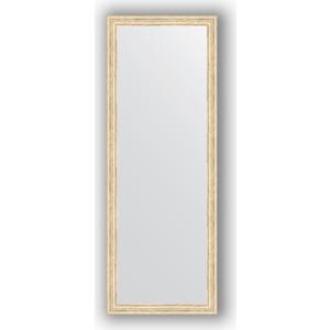 Зеркало в багетной раме поворотное Evoform Definite 53x143 см, слоновая кость 51 мм (BY 1070) зеркало в багетной раме поворотное evoform definite 73x93 см слоновая кость 51 мм by 1040