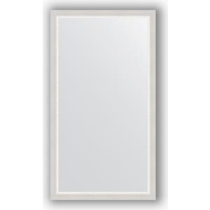 Зеркало в багетной раме поворотное Evoform Definite 62x112 см, алебастр 48 мм (BY 1081)