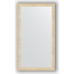 Зеркало в багетной раме поворотное Evoform Definite 63x113 см, слоновая кость 51 мм (BY 1085) зеркало в багетной раме поворотное evoform definite 63x113 см сухой тростник 51 мм by 1084