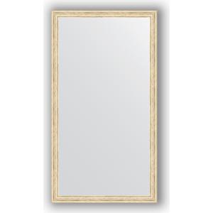Зеркало в багетной раме поворотное Evoform Definite 73x133 см, слоновая кость 51 мм (BY 1100) зеркало в багетной раме поворотное evoform definite 73x93 см слоновая кость 51 мм by 1040
