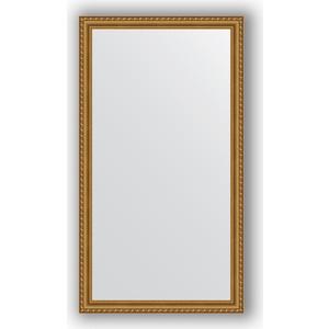 Фото - Зеркало в багетной раме поворотное Evoform Definite 74x134 см, золотой акведук 61 мм (BY 1103) боди детский luvable friends 60325 f бирюзовый р 55 61