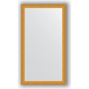 Зеркало в багетной раме поворотное Evoform Definite 76x136 см, состаренное золото 67 мм (BY 1106) цены