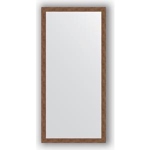 Зеркало в багетной раме поворотное Evoform Definite 73x153 см, сухой тростник 51 мм (BY 1114) зеркало в багетной раме поворотное evoform definite 63x113 см сухой тростник 51 мм by 1084