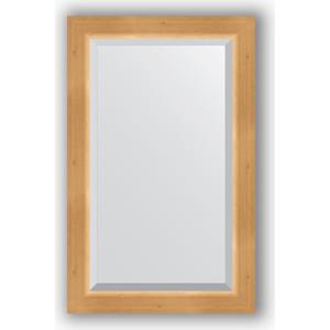 Зеркало с фацетом в багетной раме поворотное Evoform Exclusive 51x81 см, сосна 62 мм (BY 1133) зеркало с фацетом в багетной раме поворотное evoform exclusive 61x91 см палисандр 62 мм by 1174